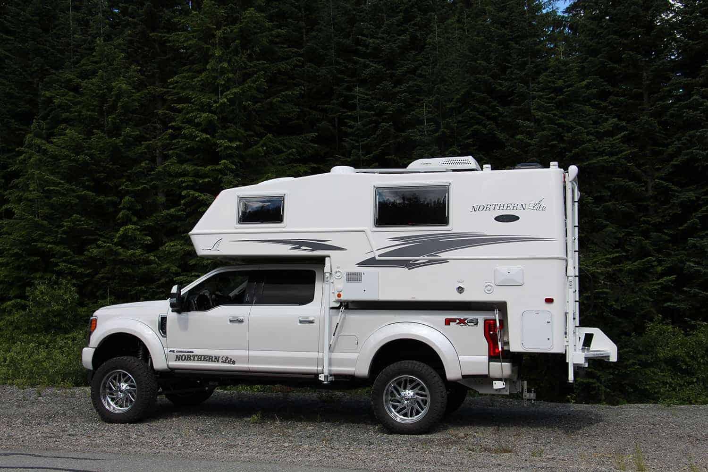 Short Bed Truck Campers Northern Lite 4 Season Truck Campers
