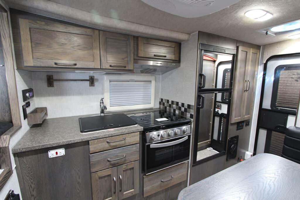 Greystokes Hardwood Cabinets